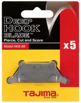 Tajima HKB-5B Deep Hook Blade 5 Count