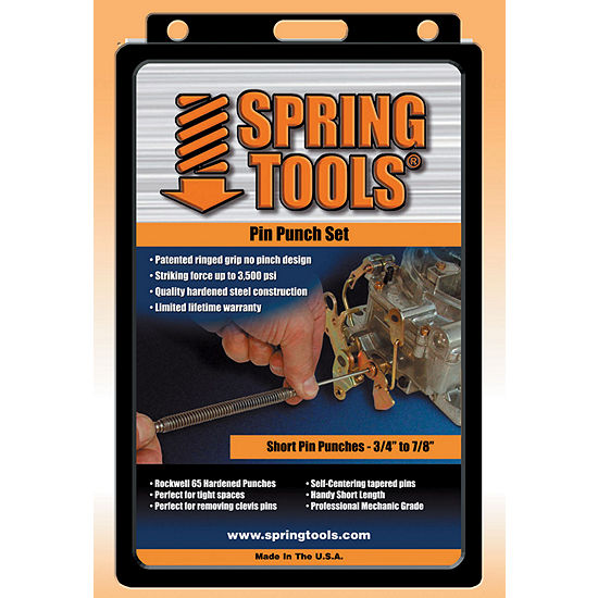 PPM503 4 Pc Spring Tools Pin