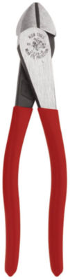 """Klein Tools D248-8 8"""" High-Leverage Diagonal Cutting Angled Head Pliers"""