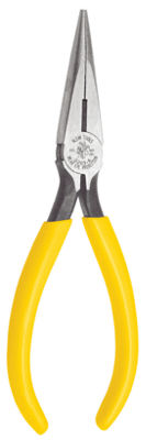 "Klein Tools D203-6 6-5/8"" Long Nose Pliers"
