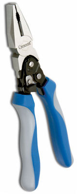 "Crescent PS20509C 9"" Pro Series Linesman Compound Action Pliers"