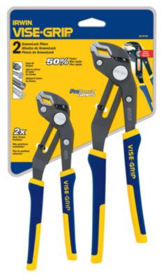 Irwin Vise Grip 2078709 Groove Lockª Pliers Set