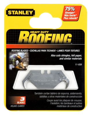 Stanley Hardware 11-939 Heavy Duty Roofingª Hook Blades 3 Count