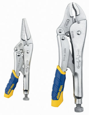 Irwin Vise Grip 77T 2 Piece Fast Releaseª LockingPlier Set