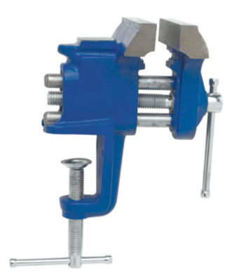 """Irwin 226303ZR 3"""" Blue Clamp-On Vise"""