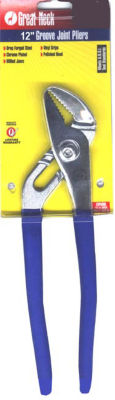 """Great Neck W120C 12"""" Tongue & Groove Plier"""