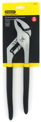 """Stanley Hand Tools 84-110 10"""" Groove Joint Pliers"""