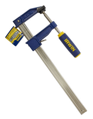 "Irwin 223112 12"" Steel 100 Series Bar Clamp"