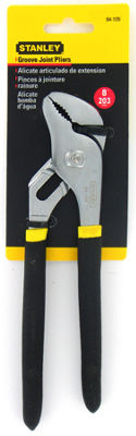 "Stanley Hand Tools 84-109 8"" Groove Joint Pliers"