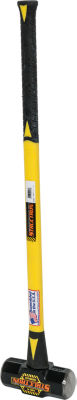 Seymour 41520 8 lb Structron Sledge Hammer With 36In Fiberglass Handle