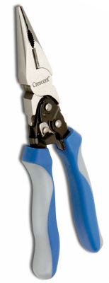 "Crescent PS6549C 9"" Pro Series Long Nose Compound Action Pliers"