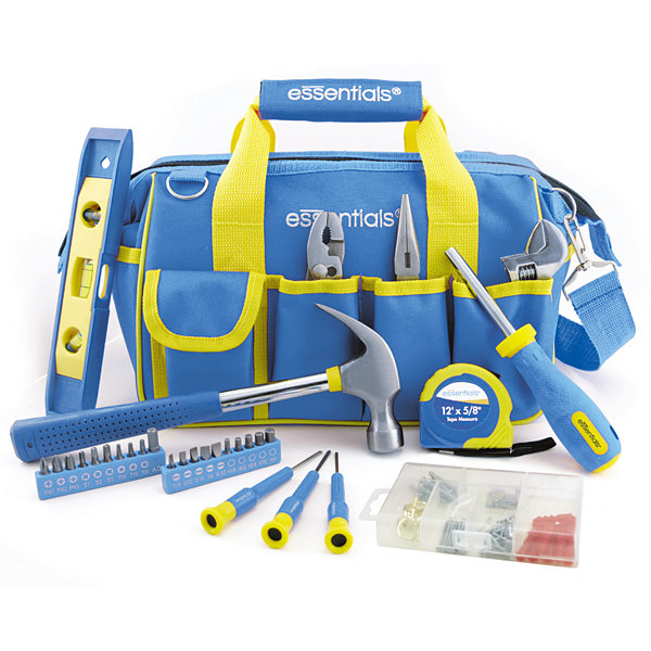 Great Neck 21046 21 Piece Essentials Home Tool Set