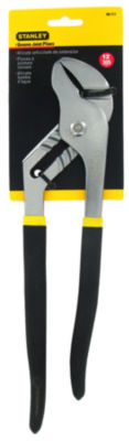 "Stanley Hand Tools 84-111 12"" Groove Joint Pliers"