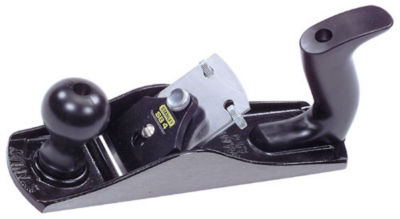 "Stanley Hand Tools 12-404 9 3/4"" No. 4 Adjustable Bench Plane"