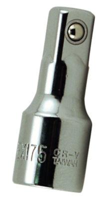 "Great Neck EX175 1-3/4"" 3/8"" Drive Socket Extension Bar"