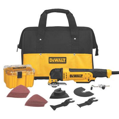 DeWalt DWE315K 3.0 Amp Oscillating Multi-Tool Kit