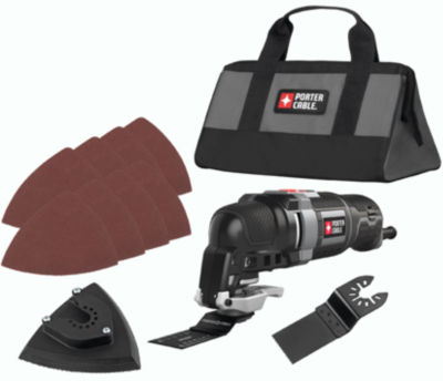 Porter Cable PCE606K 3.0 Amp Oscillating Multi-Tool Kit