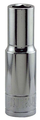 "Great Neck SK50 1/2"" X 1/2"" Drive 6 Point Deep Well Socket Standard"