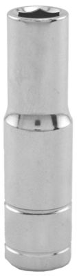 Great Neck SK24 5/8IN X 3/8IN Drive 6 Point Deep Well Socket Standard