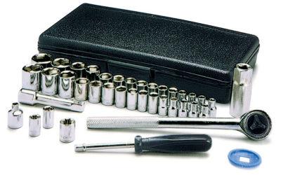 Wilmar W1173 40 Piece Socket Set