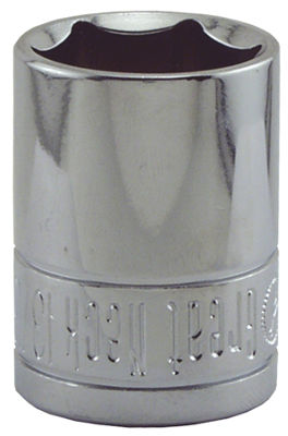 "Great Neck SK37 13/16"" X 1/2"" Drive 6 Point Socket Standard"