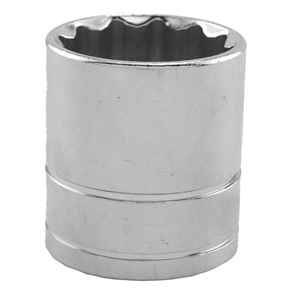 Great Neck 2080 1/2 Inch Drive Socket 6 Point 19MM