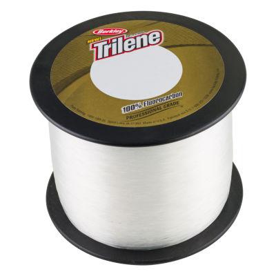 "Berkley Trilene 100% Fluorocarbon Professional Grade Line Spool 2000 Yards- 0.017"" Diameter- 20 LbsBreaking Strength"""
