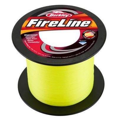 "Berkley Fireline Fused Original Line Spool 1500 Yards- 0.008"" Diameter - 10 Lb Breaking Strength"
