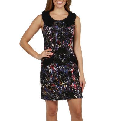 24/7 Comfort Apparel Zoe Sweater Knit Dress