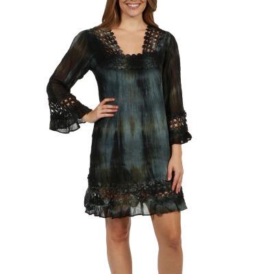24/7 Comfort Apparel Layla Dress