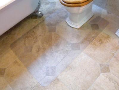 Hometex Biosafe Anti Microbial Toilet Floor Mat