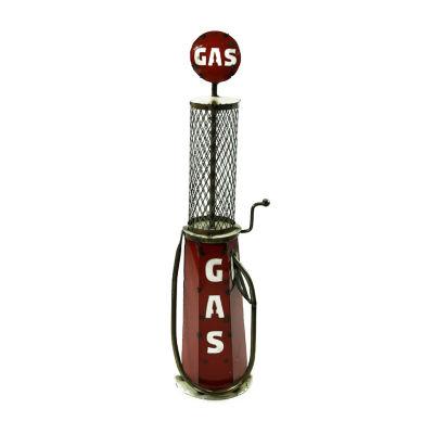 Rustic Arrow Gas Station Mini Figurine