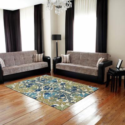 Room Envy Omari Bastia Rectangular Rugs