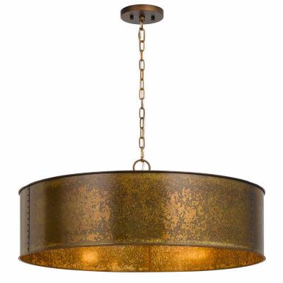 Invogue Lighting 60W x 5 Rochefort Metal 5 light chandelier