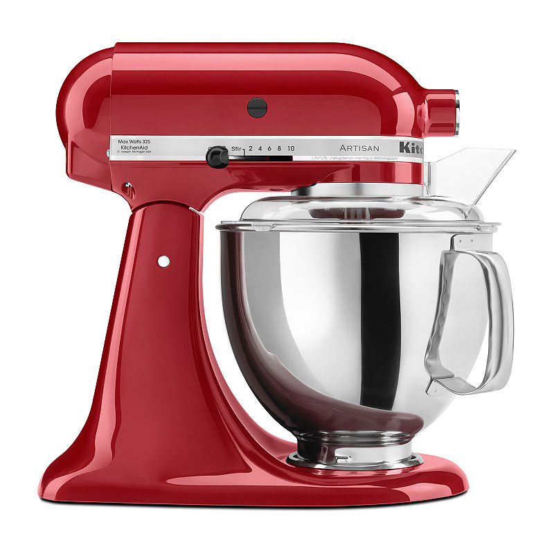 kitchenaid artisan design series 5 quart tilt