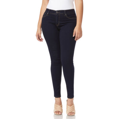 Angel Jeans 360 Sculpt Skinny With Elastic Waistband
