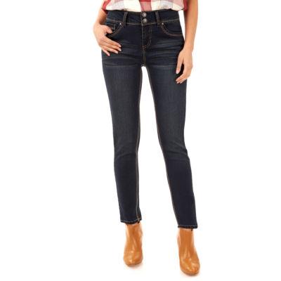 Angel Jeans Curvy Skinny Jean with Tummy Tech