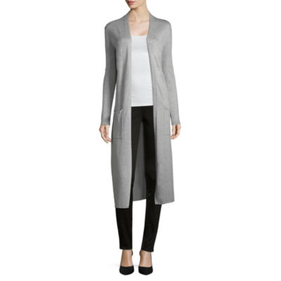 Cyrus Long Sleeve Open Front Cardigan