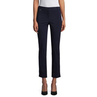 Rafaella Supreme Stretch Skinny Fit Ankle Pants