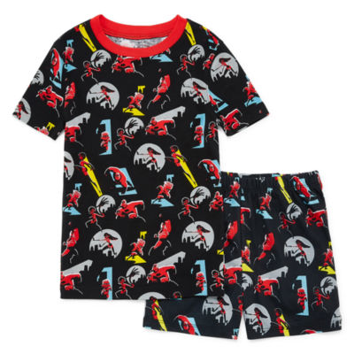 Disney 2-pack The Incredibles Pajama Set Boys