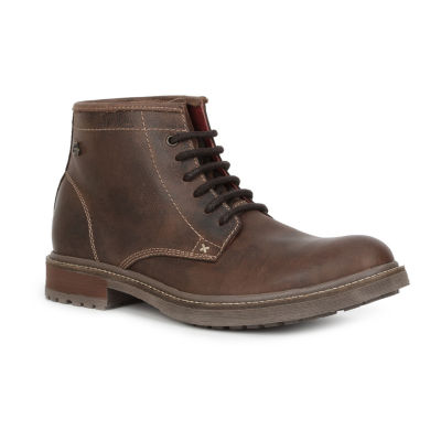 GBX Mens Paeton Lace Up Boots Lace-up