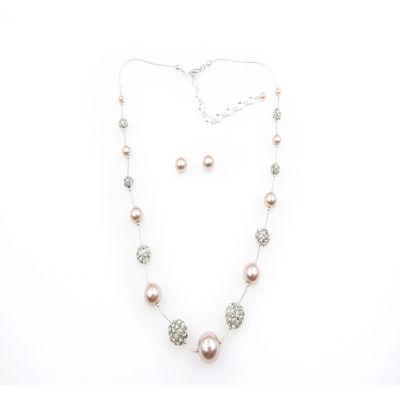 Vieste Rosa Womens 2-pc. Necklace Set