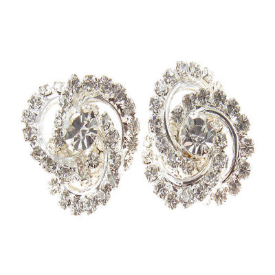Vieste Rosa 3/4 Inch Stud Earrings