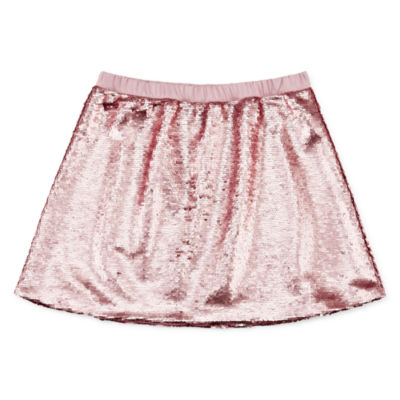 Peyton & Parker Girls Midi A-Line Skirt Preschool / Big Kid