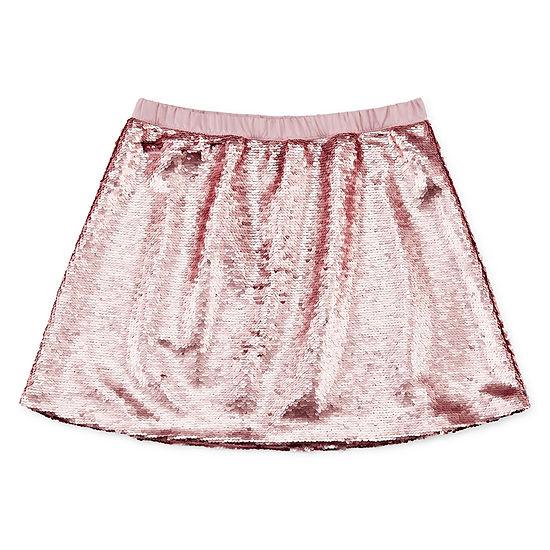 Peyton & Parker Girls Midi A-Line Skirt Preschool / Big Kid