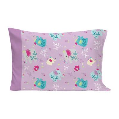 Zutano Elephant Princess 4-pc. Toddler Bedding Set