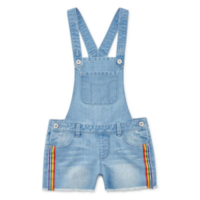 Arizona Side Stripe Shortall - Girls' 4-16 & Plus