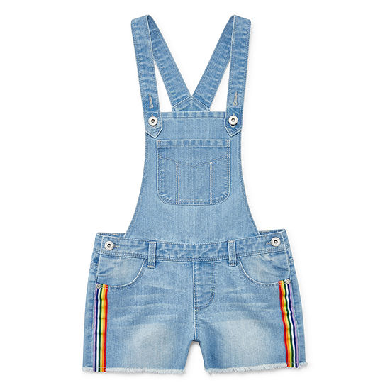 Arizona Side Stripe Shortall Girls 4 16 Plus