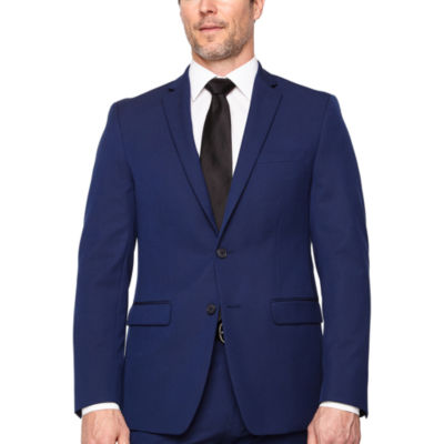 Van Heusen Flex Mens Stretch Slim Fit Suit Jacket