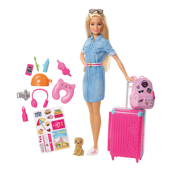 Barbie Travel Doll Assortment